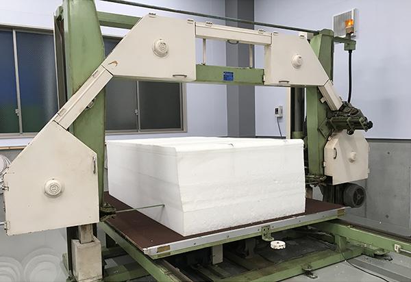 ウレタン 国内生産工場2